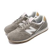 New Balance 休閒鞋 NB 996 灰 白 女鞋 運動鞋 復古慢跑鞋 【PUMP306】 WL996ASBB