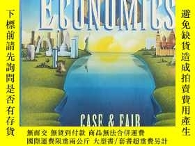 二手書博民逛書店PRINCIPLES罕見OF ECONOMICS(FIFTH E