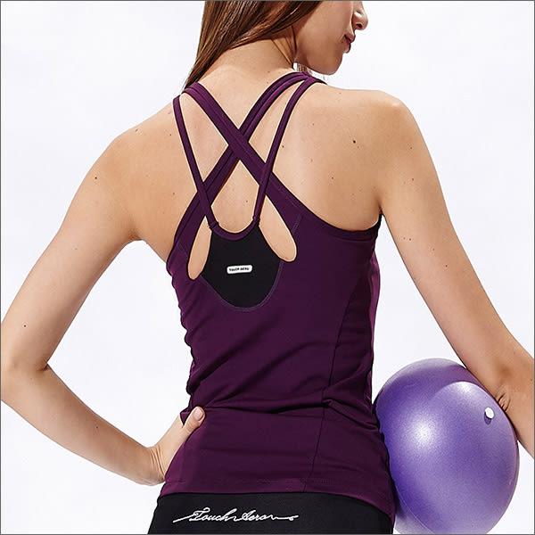 美背合身長款AN096(分M/L尺寸) -百貨專櫃品牌 TOUCH AERO 瑜珈服有氧服韻律服