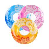 【美國 INTEX】戲水系列-花色泳圈 (顏色隨機) 59251