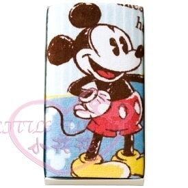 ♥小花花日本精品♥迪士尼米奇MICKEY米妮MINNIE吸水長毛巾二款下單選一77811707