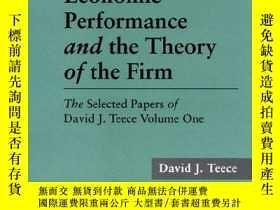 二手書博民逛書店Economic罕見Performance And The Theory Of The Firm (economi