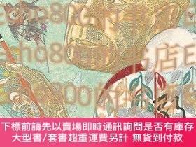 二手書博民逛書店〈萬歲浮世繪派五姿〉の內歌川廣重Five罕見Styles of Banzai-Ukiyoe   Utagawa H