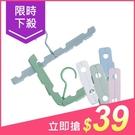 折疊式魔術衣架(1入)【小三美日】顏色隨機出貨 原價$49
