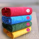 HOYA Style超柔純棉壓紋枕巾(2入)-亮色系