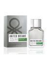 岡山戀香水~Benetton 班尼頓 Aim High 目標男性淡香水100ml~優惠價:790元