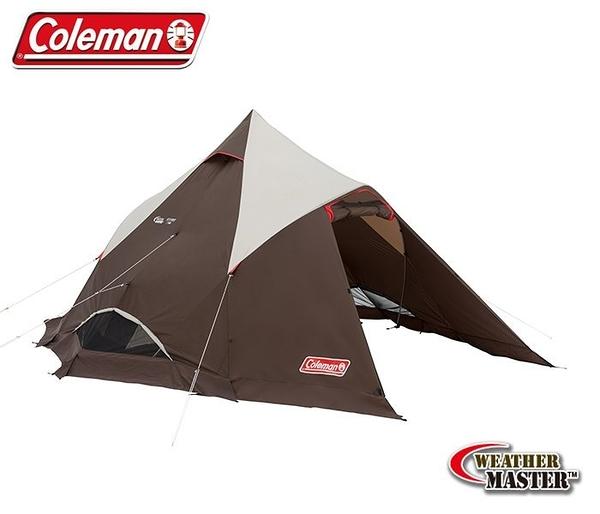 【偉盟公司貨】丹大戶外【Coleman】美國氣候達人T.P Crest 4S露營帳篷 CM-31567