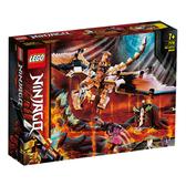 樂高積木Lego 71718 吳大師的戰鬥龍