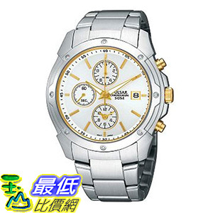 [美國直購 ShopUSA]Pulsar Chronograph PF8337 Mens Watch$3647