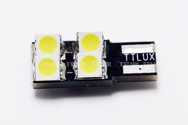 T10 側發光 45度 6晶X4 SMAX 新勁戰三代