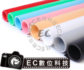 【EC數位】磨砂 PVC背景紙 68x130CM 拍攝檯 拍攝椅 用 拍攝背景布 防水材質 抗皺 柔光 攝影塑膠板