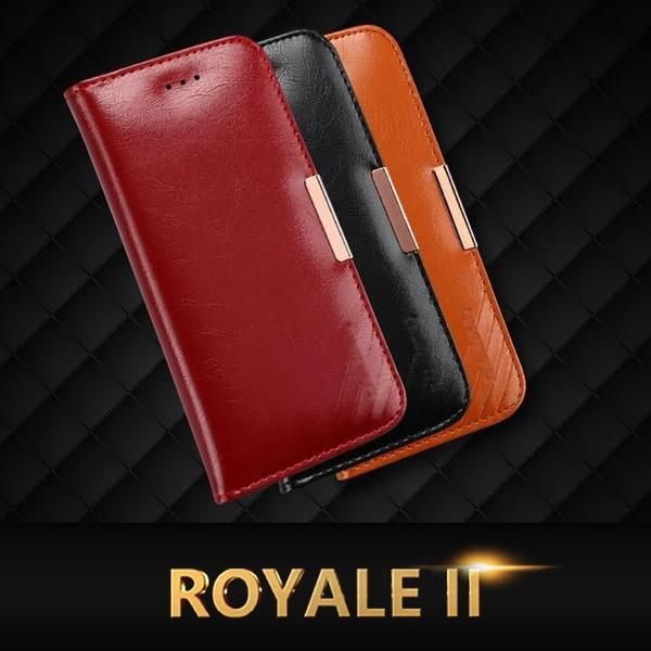 ROYALE II 捨得二系列 小牛皮真皮手機殼 三星 Samsung Galaxy S9+ S9 Plus/SM-G965F 支架插卡 磁扣