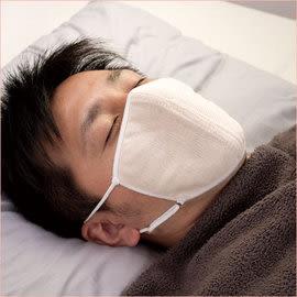 【Alphax】日本進口 清爽保溼絲絹口罩 / 輕鬆呼吸使嘴唇與喉嚨保濕潤澤