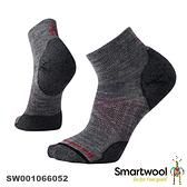 【速捷戶外】Smartwool 美麗諾羊毛襪 SW001066052 PhD戶外輕量減震低筒襪(中性灰)-男款
