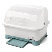 瀝水架 廚房碗櫃瀝水碗架碗筷收納盒帶蓋家用台面放盤碟多功能收納置物架