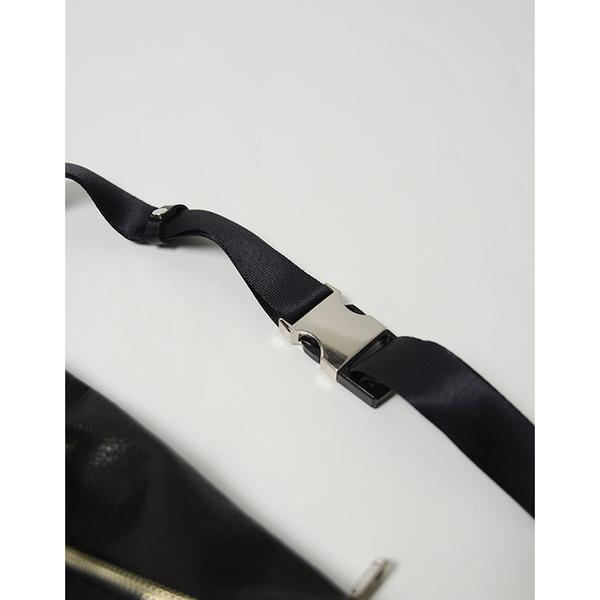 MSPC(master-piece) GENTLE-V2 No.24031-V2 [高質感拼接皮革斜肩包-深藍色]