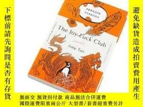 二手書博民逛書店喜福會罕見英文原版 Penguin Orange Collect