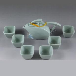 汝瓷仿古 瓷器茶具禮品
