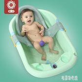 嬰兒洗澡盆大號兒童可坐躺新生幼兒通用加厚沐浴寶寶浴盆 zh2240【宅男時代城】