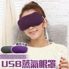 溫控眼罩 熱敷眼罩 蒸氣眼罩 四段溫控 USB眼罩 定時 眼部SPA 抗黑眼圈 抗皺紋 交換禮物 兩色可選