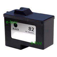 LEXMARK環保墨水匣18L0032(82)黑色 適用LEXMARK X5150/X5190/X6150/X6170/X6190/Z55/Z55se/Z65/Z65N印表機墨水夾