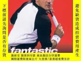二手書博民逛書店Fantastic罕見Federer: The Biograph