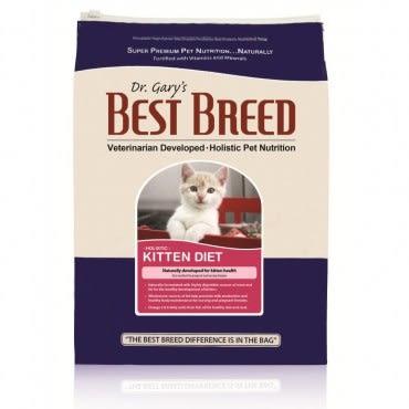 【BEST BREED】貝斯比 幼貓高營養配方 飼料 6.8kg X 1包