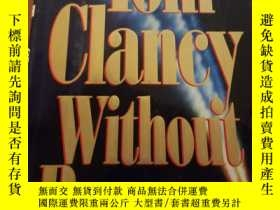 二手書博民逛書店Without罕見Remorse: TOM CLANCY'S (