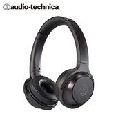 【audio-technica 鐵三角】ATH-WS330BT 藍牙耳罩式耳機(黑)
