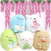 角落生物絨毛娃娃玩偶炸豬排企鵝北極熊假蜥蜴恐龍貓咪抱物款 32574983【77小物】