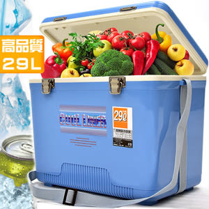 保溫箱保冰袋保鮮袋保溫袋擺攤休閒汽車露營台灣製造29L冰桶29公升冰桶行動冰箱保溫桶哪裡買
