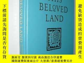 二手書博民逛書店This罕見Beloved Land : A Collectio