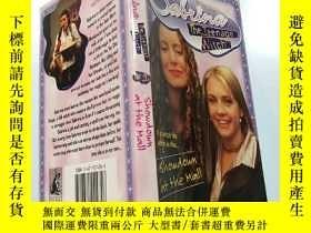 二手書博民逛書店the罕見teenage witch(英文,):少女巫婆Y200392
