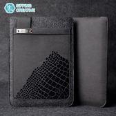 俬品創意 - 設計款紙革鱷魚紋iPad Mini保護套
