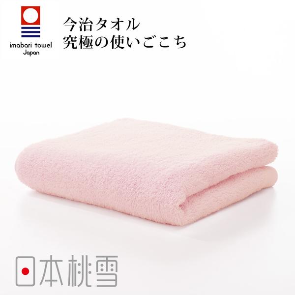 日本桃雪今治超長棉毛巾(粉紅色) 鈴木太太