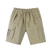 『小鱷魚童裝』立體口袋休閒短褲(08號~18號)533608