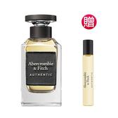 Abercrombie&Fitch 真我男性淡香水50ml(贈)同款隨身瓶15ml Vivo薇朵
