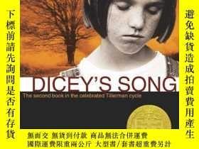 二手書博民逛書店Dicey s罕見Song (the Tillerman Series #2)Y256260 Cynthia