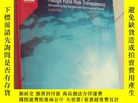 二手書博民逛書店(RISK罕見BOOKS) Hedge Fund Risk Tr