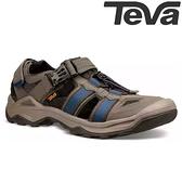 TEVA 護趾水陸多功能運動涼鞋Omnium 2 - 藍橄欖綠(男)