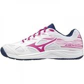 MIZUNO SKY BLASTER 2 羽球鞋 排羽球鞋 室內運動鞋 白粉 71GA204564 21SS 【樂買網】