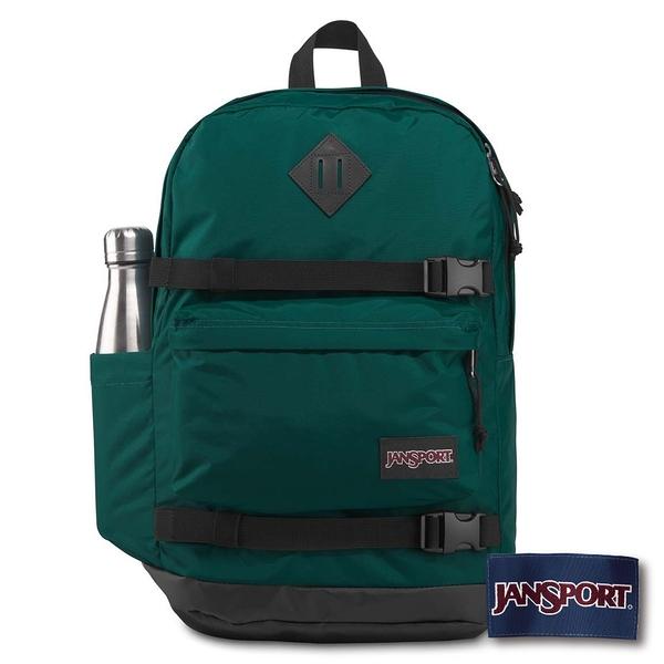 【JANSPORT】WEST BREAK 系列後背包 -神秘濃藍(JS-43547)
