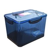 F-580防潮箱(附溼度計)相機鏡頭專用防潮盒除濕收藏台灣製乾燥劑免插電@桃保