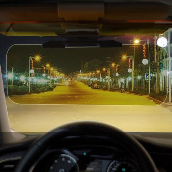 汽車防遠光燈神器克星眼鏡防眩目遮陽板 全館免運