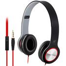 E-books S13 智慧手機接聽鍵摺疊耳機/黑