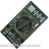 TENMARS 數位經濟款三用電錶 YF-1000