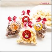 新春禮物贈品 天天好事好運迷你包爆米花-2口味可挑 創意糖果 拜訪客戶 節日送禮 開春 來店禮