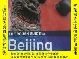 二手書博民逛書店The罕見Rough Guide to BeijingY1972