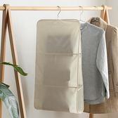 618好康鉅惠布藝衣柜衣架懸掛式墻掛式收納儲物袋