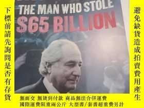 二手書博民逛書店Madoff:罕見The Man Who Stole $65 B